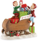 Kathy Ireland Home® by Gorham Once Upon a Christmas Sleigh Figurine