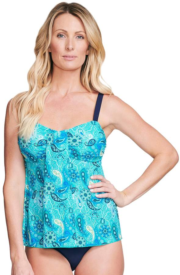 7d1bf08e9af Bust Minimizer Swimsuits, Tankini - ShopStyle