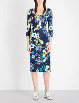 Erdem Tess stretch-jersey dress