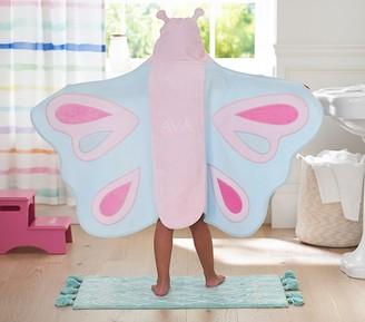 Pottery Barn Kids Butterfly Bath Wrap