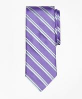 Brooks Brothers Alternating Rope Stripe Tie