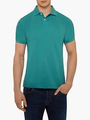 Hackett London Slim Fit Logo Polo Shirt