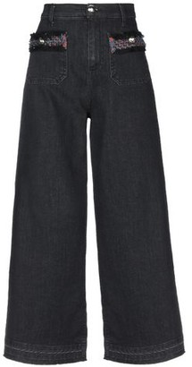 Annarita N. Denim trousers