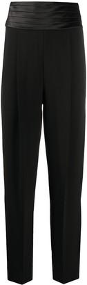 Emporio Armani Tailored Tuxedo Trousers