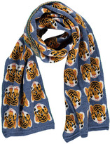 Simple Tiger Scarf