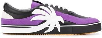 Palm Angels Palm Applique Low-Top Sneakers
