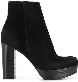 Kennel + Schmenger Platform Ankle Boots