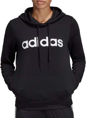 adidas Logo French Terry Hoodie