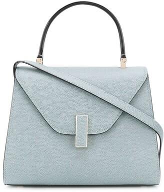 Valextra Top Handle Tote Bag