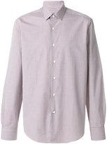 Lanvin long-sleeved shirt - men - Cotton - 39