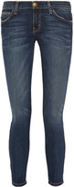 Current/Elliott The Stiletto Mid-rise Skinny Jeans - 30