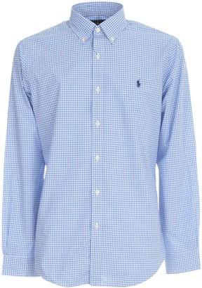 Polo Ralph Lauren Checked Print Shirt