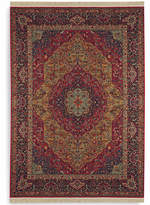 "Karastan Area Rug, Original 718 Medallion Kirman 8' 8"" x 10' 6"""