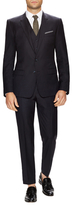 Dolce & Gabbana Wool Solid 3 Piece Suit