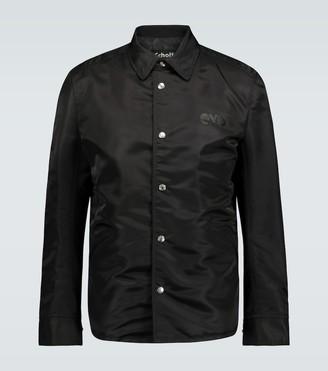 Junya Watanabe x Schott nylon jacket