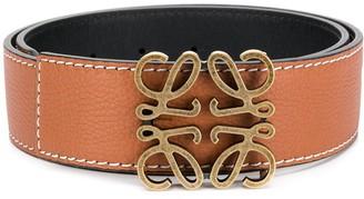 Loewe Reversible Logo Buckle Belt