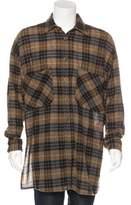 Faith Connexion Plaid Flannel Shirt w/ Tags
