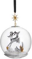 Michael Aram Reindeer Globe Ornament