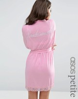 Asos BRIDAL Bridesmaid Robe