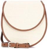 Hunting Season Exclusive to Mytheresa The Saddle Small canvas crossbody bag