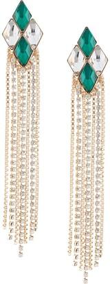 Anton Heunis Crystal Embellished Earrings