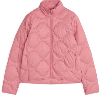Arket Quilted Down Liner Jacket