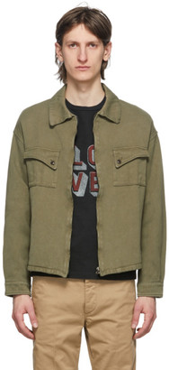 Visvim Green Haywood Jacket