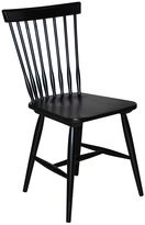 Zanui Scandinavian Elin Dining Chair, Black