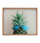 DENY Designs Chelsea Victoria Pineapple In Paradise Tray