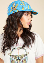 High Five-Panel! Hat in Potassium