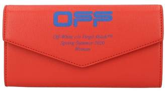 Off-White Off White OFF wallet