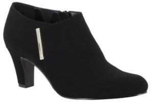 Easy Street Shoes Zandra Booties Women's Shoes