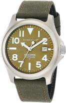 Momentum Men's 1M-SP00G6G Atlas Khaki Cordura Watch