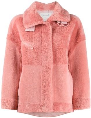 Urban Code Faux Shearling Jacket