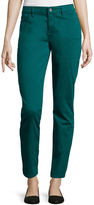 Liz Claiborne City-Fit Skinny Boyfriend Ankle Pants