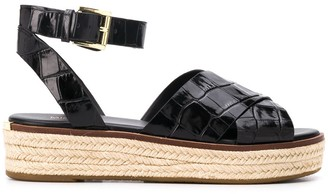 MICHAEL Michael Kors Strappy Espadrille Sandals