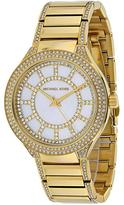 Michael Kors Kerry Collection MK3312 Women's Stainless Steel Watch with Crystal Accents