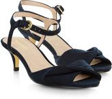 Monsoon Farah Soft Fold Kitten Heel Shoe
