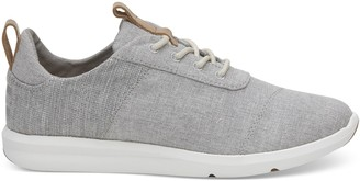Toms Grey Chambray Cabrillo Women's Sneakers