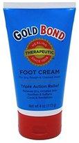 Gold Bond Triple Action Foot Cream, 6 Count