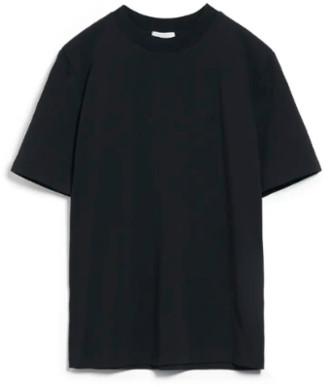 Armedangels Black Taraa T-shirt - Size XS   black - Black/Black