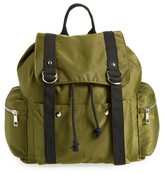 BP Nylon Backpack - Green