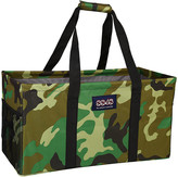 8848 Totebags Green - Green Camo 23'' Collapsible Two-Pocket Tote