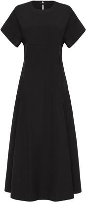 Esse Studios Aline Short Sleeve Maxi Dress