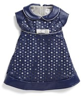 Us Angels Cutout Skater Dress (Baby Girls)