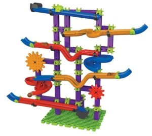 The Learning Journey Techno Gears Marble Mania- Whirler, 80 Plus Piece