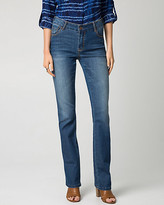 Le Château Stretch Denim Slight Flare Pant