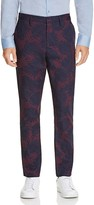 Vince Palm Print Slim Fit Chino Pants - 100% Exclusive