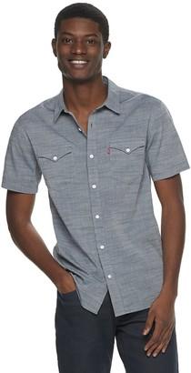 Levi's Men's Button-Down Woven Shirt