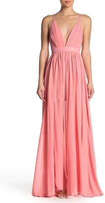 Meghan La Enchanted Garden Maxi Dress